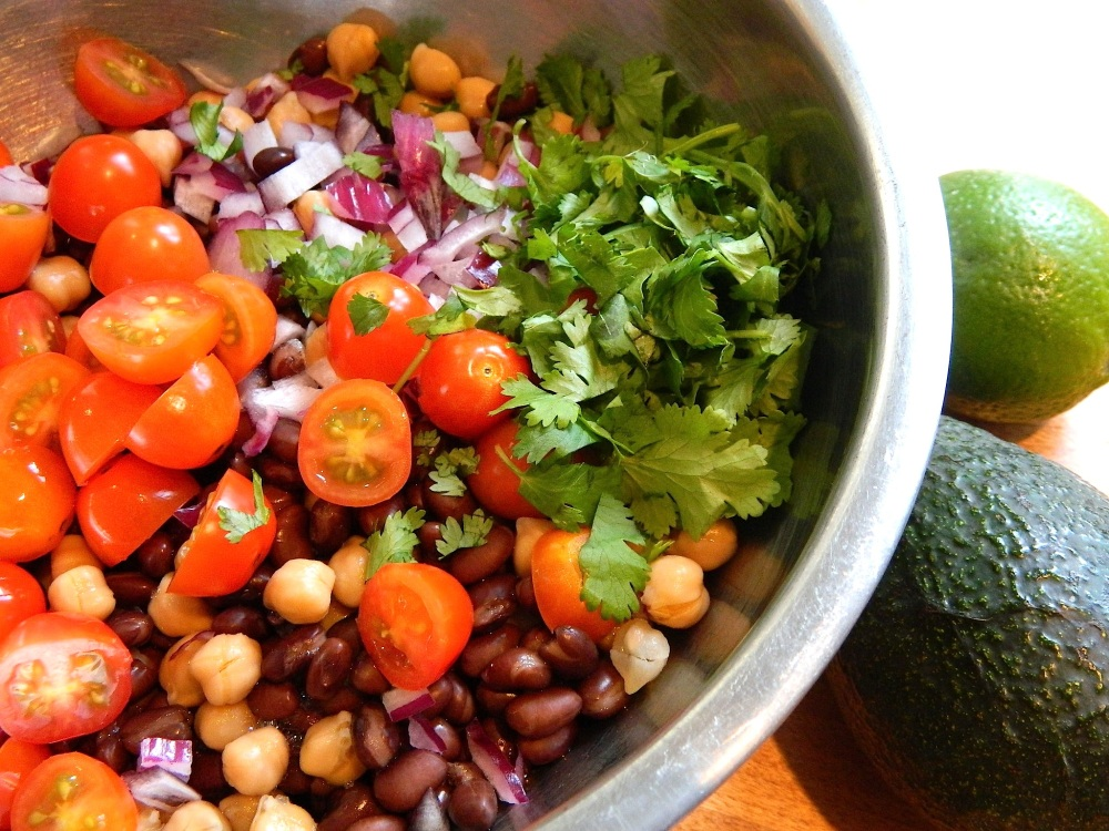 FiestaSaladIngredients